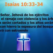 El Impacto Del Rey - Mark S. Wisniewski - Isaías 11:1-16