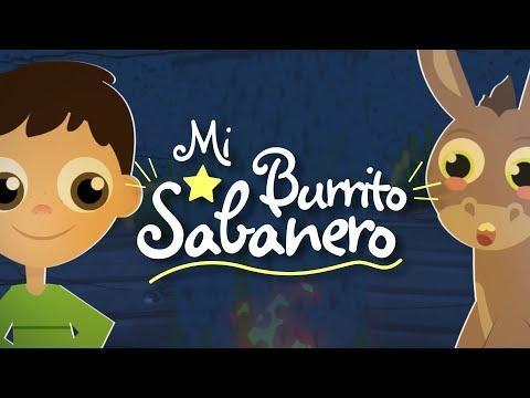 Canciones infantiles cristianas- BURRITO SABANERO - NAVIDAD
