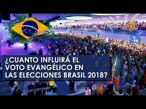 Noticias Cristianas - Voto evangélico tiene mas relevancia que nunca en Brasil de cara a elecciones