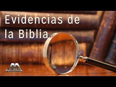 EVIDENCIAS DE LA BIBLIA - Armando Alducin