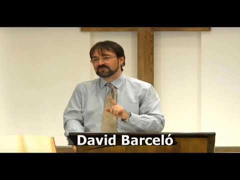 David Barcelo - Ceguera Espiritual (Juan 9)