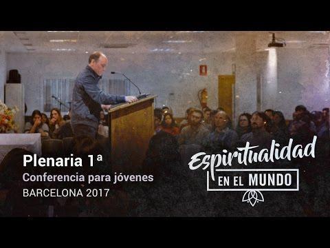 Israel Sanz - Plenaria 1ª. Espiritualidad en el Mundo
