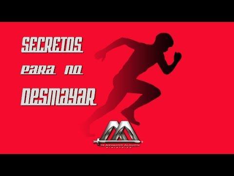 EL SECRETO PARA NO DESMAYAR - Armando Alducin