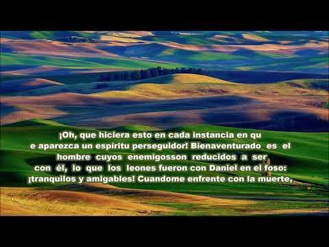 Devocional - 17 Abril [Dios nos pone en paz con todo el mundo] - Charles Spurgeon
