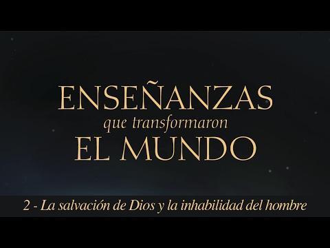Pastor Miguel Núñez - La salvación de Dios y la inhabilidad del hombre