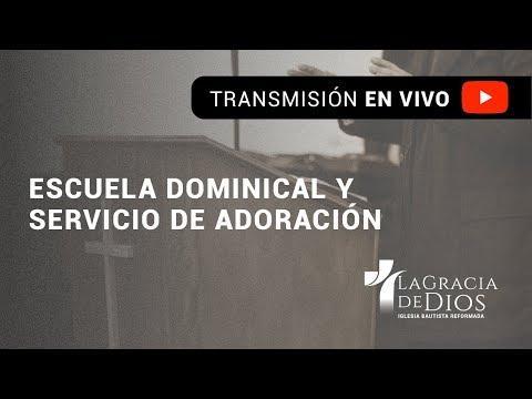 14 de Enero 2018 - Enseñanza Dominical y Culto de Adoración