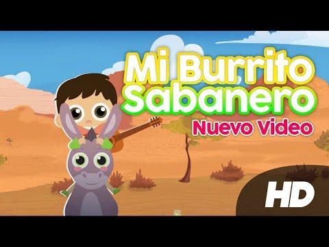 BIPER Y SUS AMIGOS - MI BURRITO SABANERO - NAVIDAD - CANCIONES INFANTILES