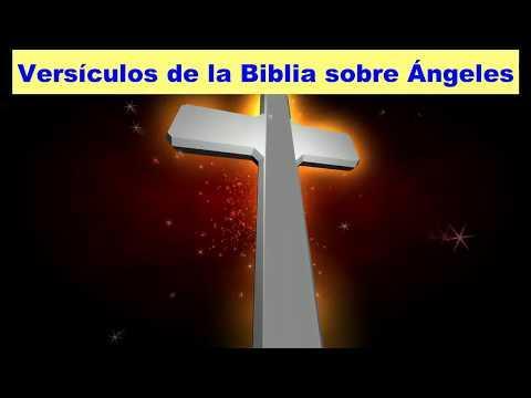 Versículos de la Biblia sobre los Ángeles