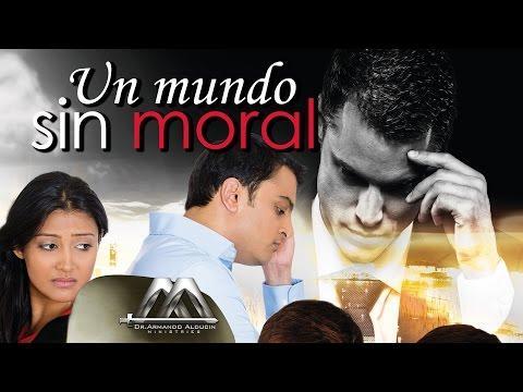 Armando Alducin - UN MUNDO SIN MORAL