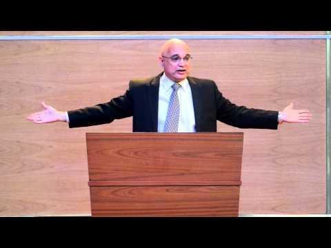 """Salvador Gómez Dickson - """"Desterrados de su Presencia"""" Genesis 3:23-24"""