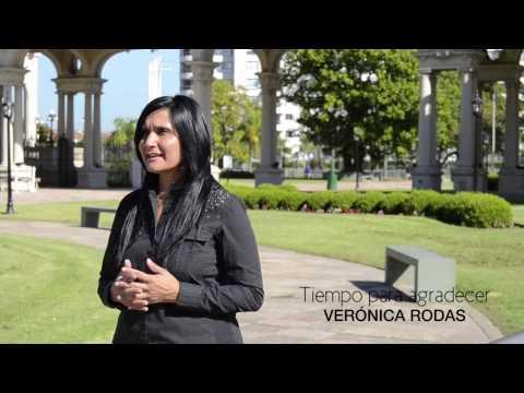 Verónica Rodas - Tiempo para agradecer