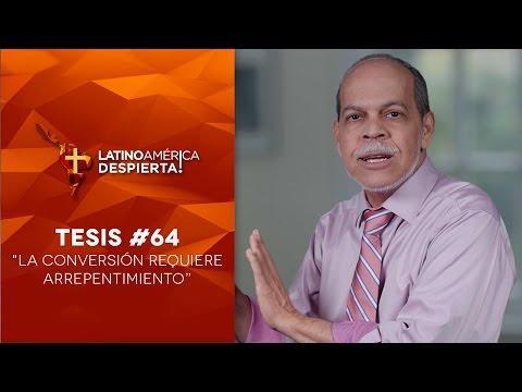 Miguel Núñe - La conversión requiere arrepentimiento - Tesis - 64
