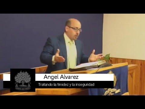 Angel Alvarez / Tratando la timidez y la inseguridad