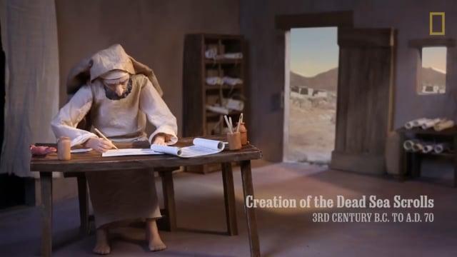 La Historia de la Biblia (Animado)