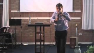 Luis Rodas -  Dios está involucrado en todo y en todo hace lo que quiere