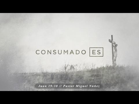 Redención y Salvación de nuestras almas - Pastor Miguel Núñez