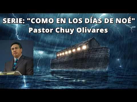 CRISTIANISMO SIN SANGRE -  Estudios bíblicos predicaciones - Pastor Chuy Olivares