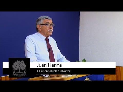El inconcebible Salvador - Juan Hanna
