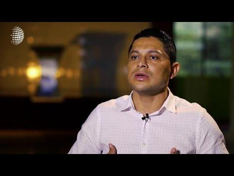 Víctor Turcios dejó atrás la fama y el fútbol para predicar el Evangelio