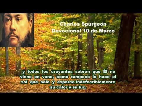 Devocional - 10 de Marzo -La Luz. - Charles Spurgeon