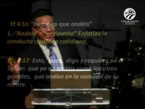 Nuestro andar en Cristo - Chuy Olivares
