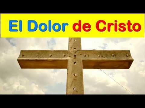 Poema cristiana - El Dolor de Cristo