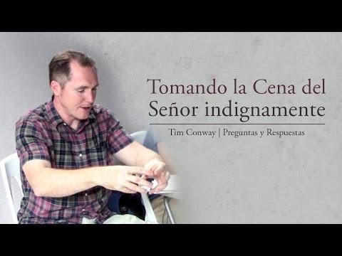 Tim Conway - Tomando La Cena Del Señor Indignamente