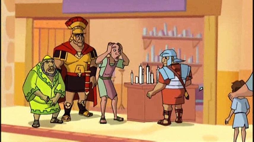 ÉXODO -  Amigos y Héroes 11 - Películas infantiles