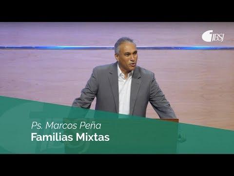 Marcos Peña - Familias Mixtas
