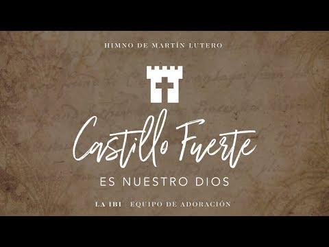 La IBI [Video de LETRAS OFICIAL] - Castillo fuerte es nuestro Dios