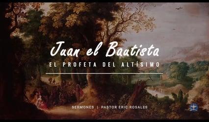 Pastor Erick Rosales - Alabanza al Rey que viene. Lucas 1.68-75