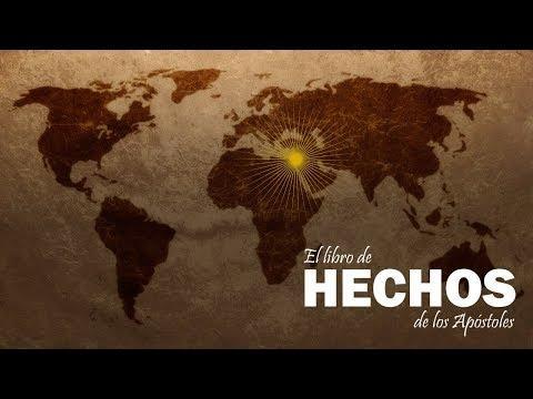 Nicolás Tranchini - Fijando lo ojos en Él - Hechos 7:54-60