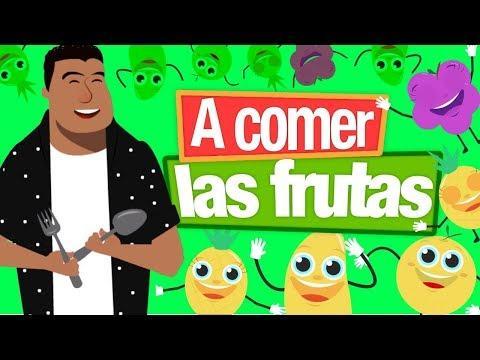 Las Frutas - Mr. Pepe Cruz - Canciones Infantiles cristianos