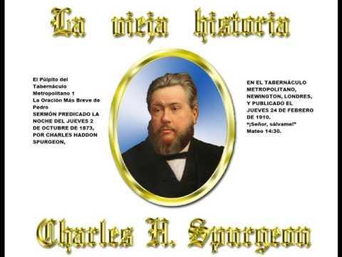 La Oracion Mas Breve De Pedro - Charles H Spurgeon (Español)