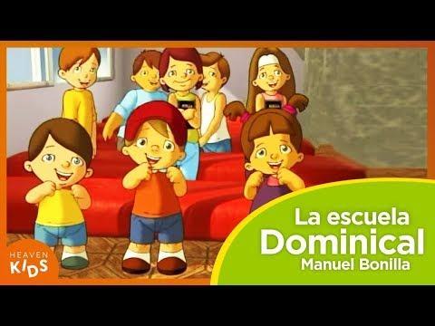La Escuela Dominical, Yo Tengo Gozo - Un Cántico Nuevo - Manuel Bonilla
