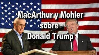 John MacArthur  - Sobre Donald Trump,