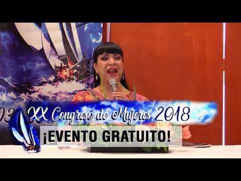 Entrevista Congreso de Mujeres 2018 - Casa de Oración México