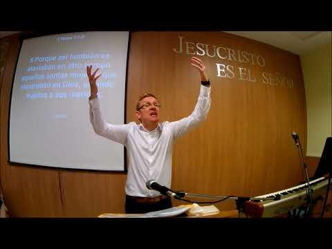 Will Graham  - Mujeres de Dios (1 de Pedro 3:5-6)