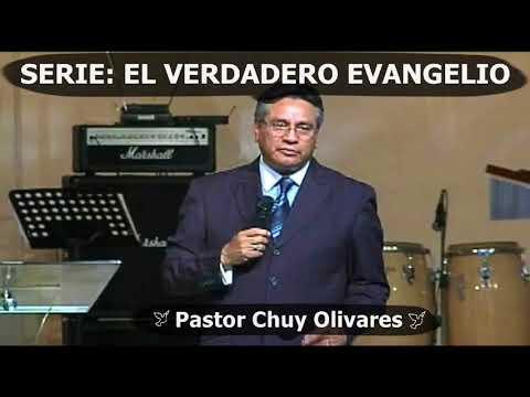 EL EVANGELIO DE LA CRUZ - Predicaciones estudios bíblicos - Pastor Chuy Olivares