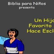 Historias Bíblicas  - Un Hijo Favorito Se Hace Esclavo - Ilustraciones