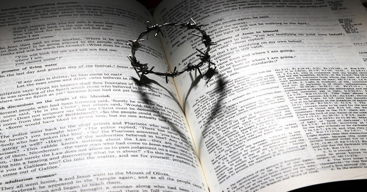 35 Versos bíblicos sobre el dolor