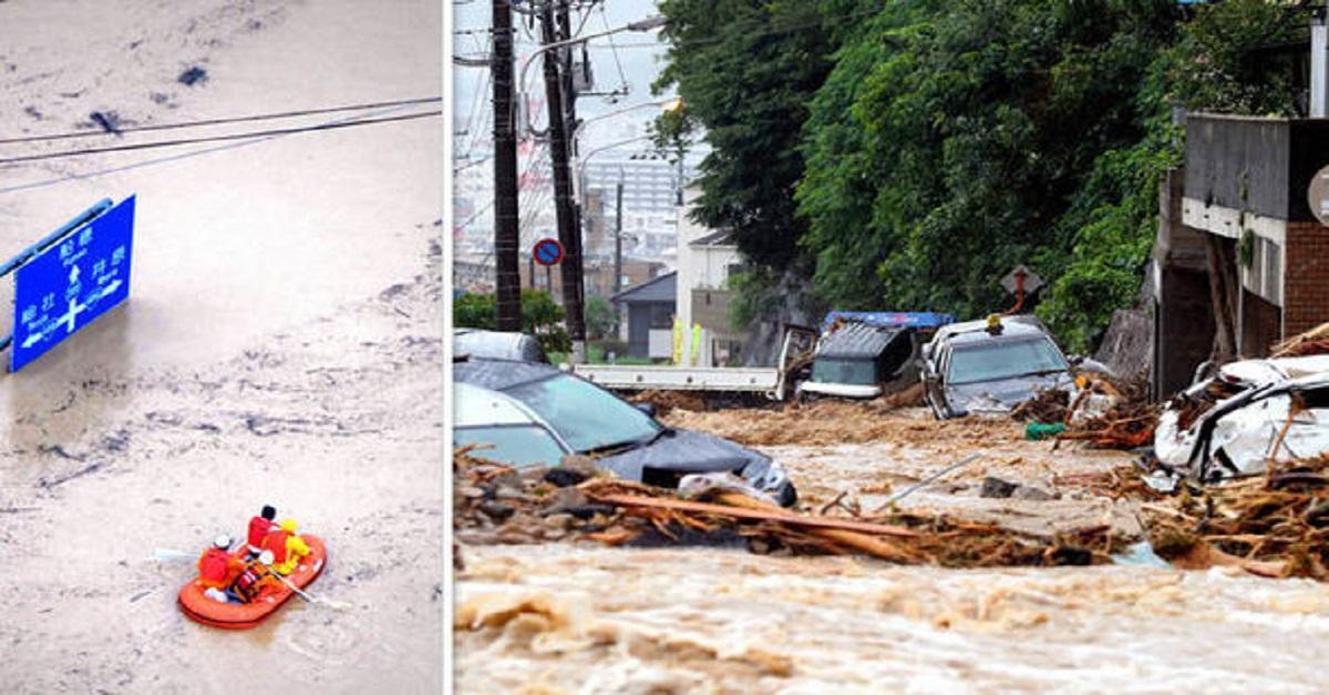 11 muertos y 45 desaparecidos por los impactos del tifón María