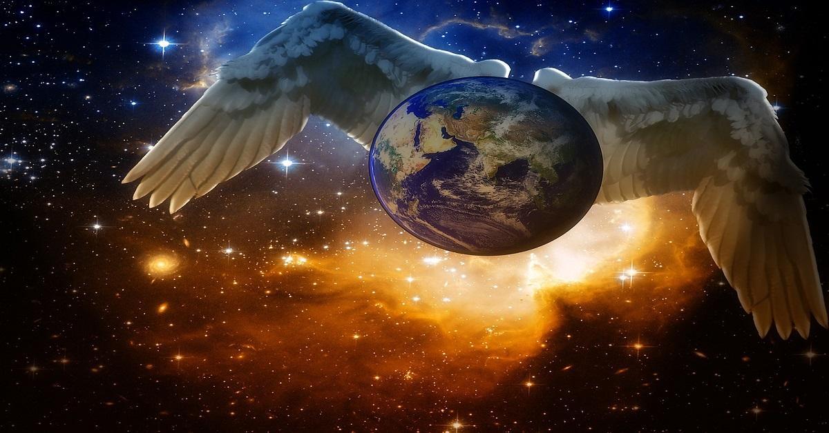 La gloriosa aparición del Señor Jesús.