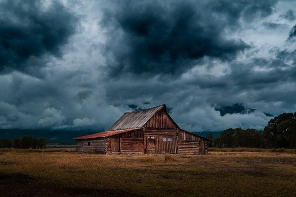 Refugio en la tormenta (Juan 3:17-18)