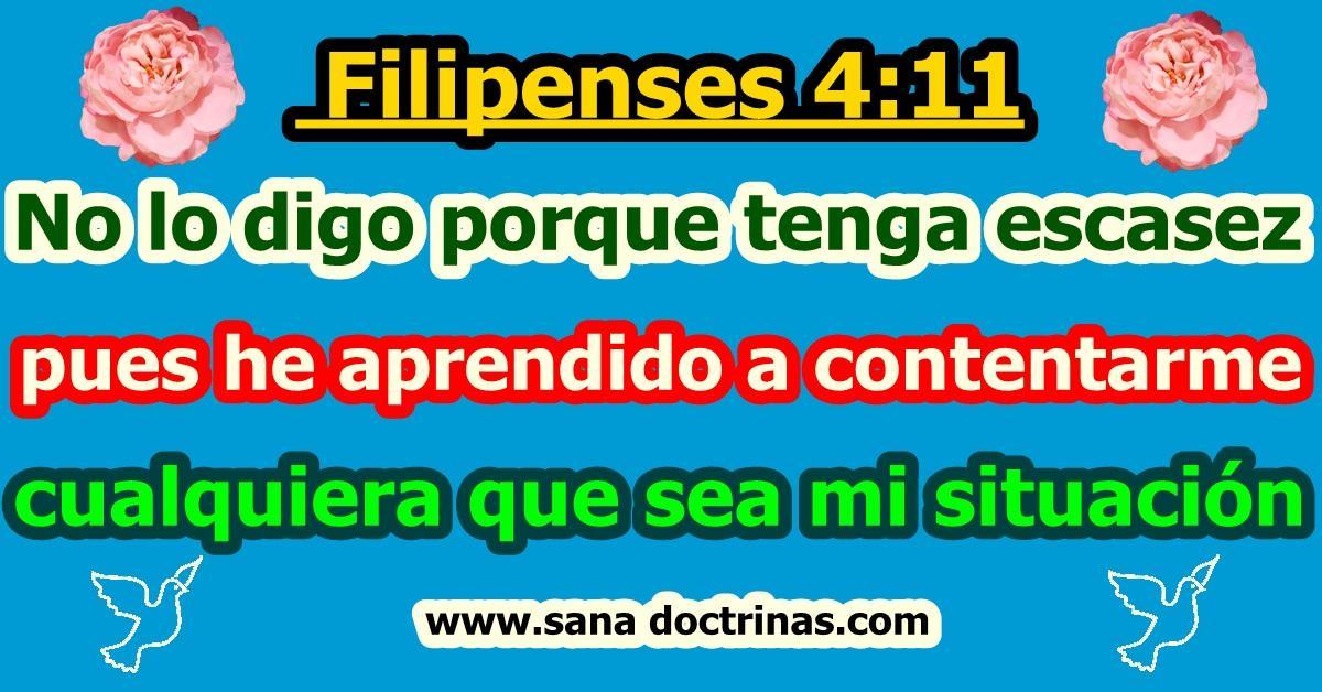 10 Versículos de la Biblia sobre el Contentamiento