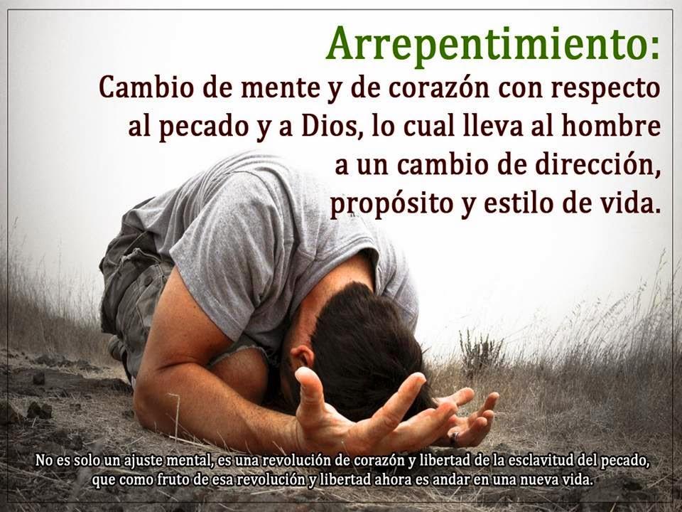 10 Versículos De La Biblia Sobre El Arrepentimiento Sana