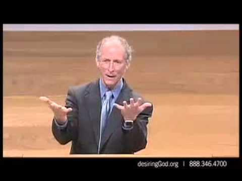 John Piper - God Wasn't Caught Off Guard By Adam