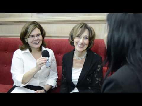Capacitándonos en el trabajo de liderar mujeres - Elizabeth George con Verónica Rodas