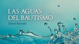 """David Barceló - """"Las aguas del bautismo"""""""