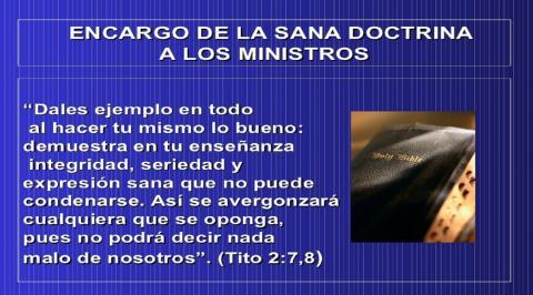 26 La Preservación De Los Santos 1- David Corona